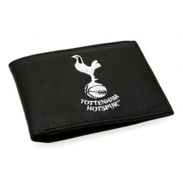 Tottenham Hotspur Embroidered Leather Wallet